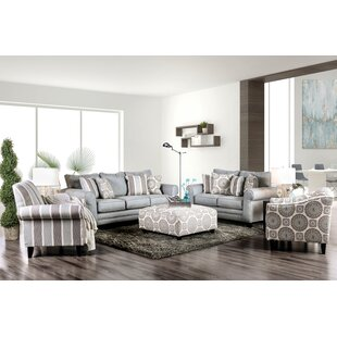 Darby Home Co Banas Configurable Living R..