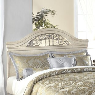 Reviews Emely Full/Queen Panel Headboard by Ophelia & Co.
