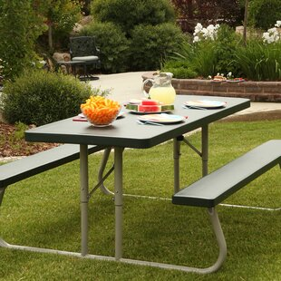 Tables en métal de jardin: Couleur - Vert | Wayfair.ca