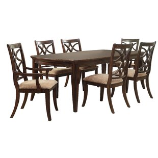 Kinsman 7 Piece Extendable Dining Set DarHome Co