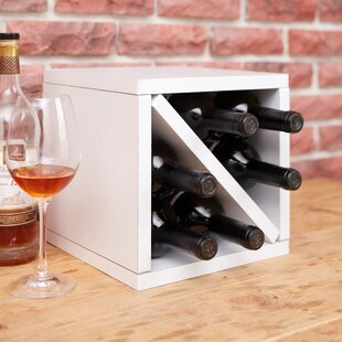 Tamez Eco zBoard 6 Bottle Tabletop Wine B..