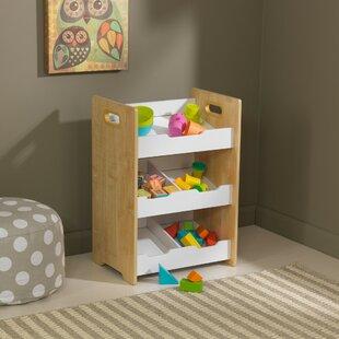 Spielzeugaufbewahrung zum Verlieben | Wayfair.de