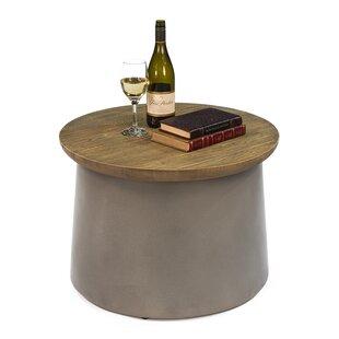 Sarreid Ltd Malina Drum End Table