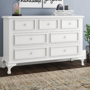 Consuelo 7 Drawer Standard Chest by Harriet Bee