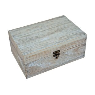 Wooden Box With Dividers Wayfair