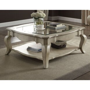 Abrielle Coffee Table by Rosdorf Park