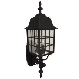 Find a Faye 3-Light Outdoor Sconce By Longshore Tides