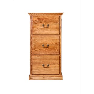 Michaels 3 Drawer Vertical File by Loon Peak 2019 Sale