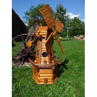 Pande Solar Powered Windmill Image