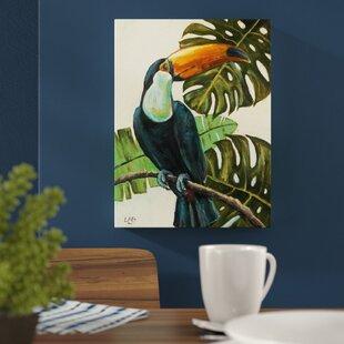 Loui Jover Canvas Print Wall Art 2 sizes available Focus