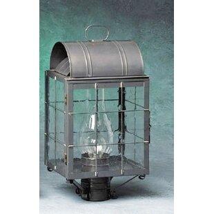 Xzavier 1-Light Lantern Head by Breakwater Bay
