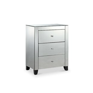 Templeton 3 Drawer Nightstand