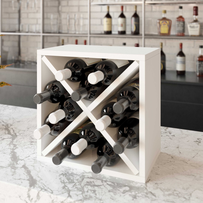 15 Bottle Wine Racks You Ll Love In 2021 Wayfair