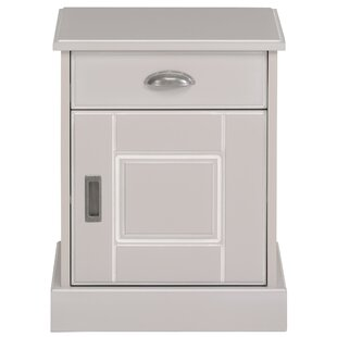 Doty 1 Drawer Nightstand by Darby Home Co
