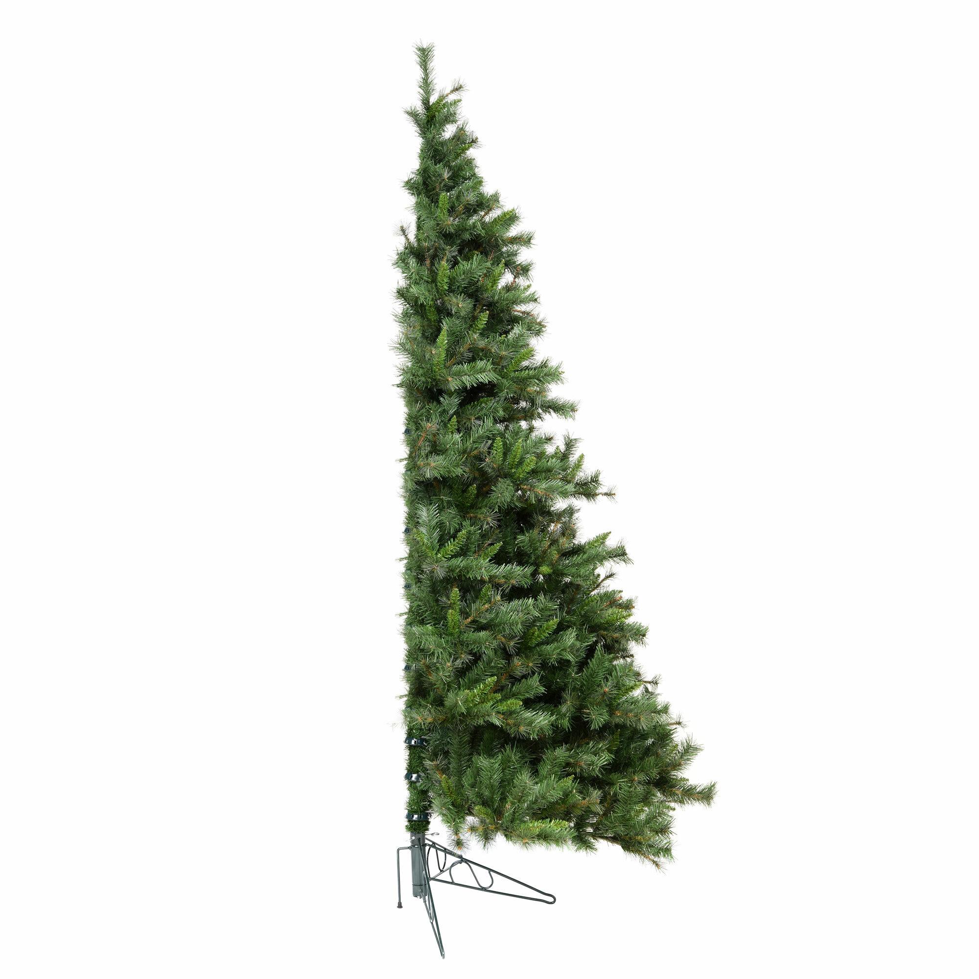 Christmas Trees Artificial.Minnesota Pine Vickerman 90 Green Pine Trees Artificial Christmas Tree