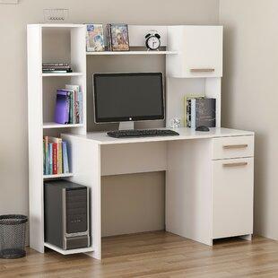 Fitchett Computer Desk By Ebern Designs