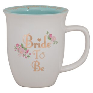 Macsen Bride to Be Large Rim Coffee Mug