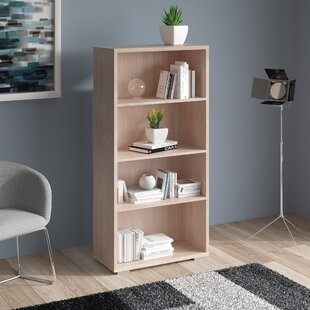 144cm Bookcase By 17 Stories
