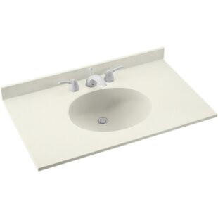 tops top vanity rectangular sink in bowl white p avanity with china vitreous