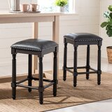 Hertzog Counter Stool by Charlton Home®