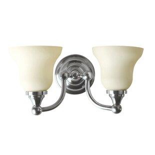 Valsan Kingston 2-Light Vanity Light