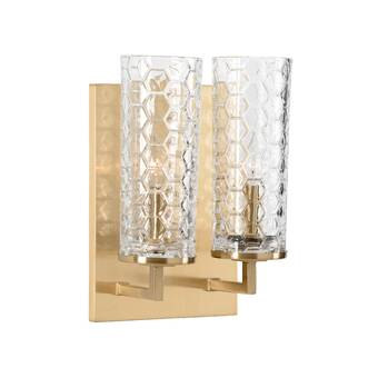 Chelsea House Casey Double 2 Light Armed Sconce Perigold