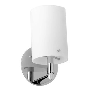 Hide 1-Light Armed Sconce By Ginger