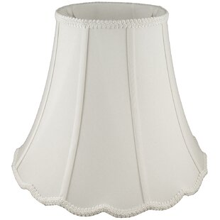 16 Faux Silk Bell Lamp Shade