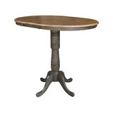 Madeline Bar Height Dining Table by August Grove®
