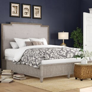 Sanford Upholstered Storage Panel Bed