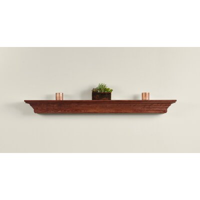 Bartley Fireplace Mantel Shelf Charlton Home