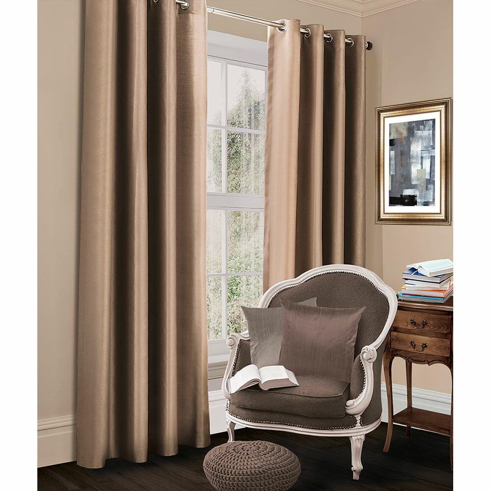 Burch Grommet Eyelet Room Darkening Thermal Curtains