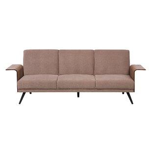 Darian 3 Seater Clic Clac Sofa Bed By Mercury Row