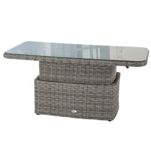 Bestla Rel Dining Table By Sol 72 Outdoor