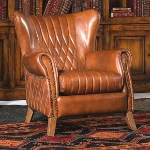 Low priced Bugatti Wingback Chair by Sarreid Ltd Reviews (2019) & Buyer's Guide