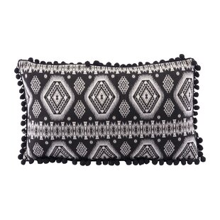 Clayera Tribal Lumbar Pillow