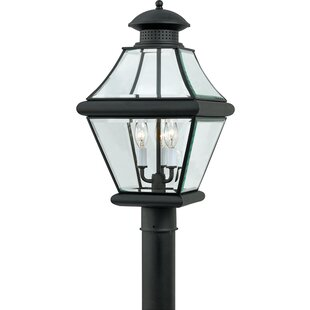 Best Price Millbrook Outdoor 3-Light Modern Lantern Head By Three Posts