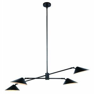 Donte 4 Light LED Pool Table Light