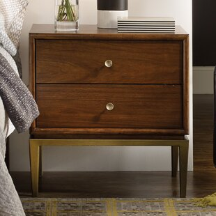 Studio 7H 2 Drawer Nightstand by Hooker Furniture