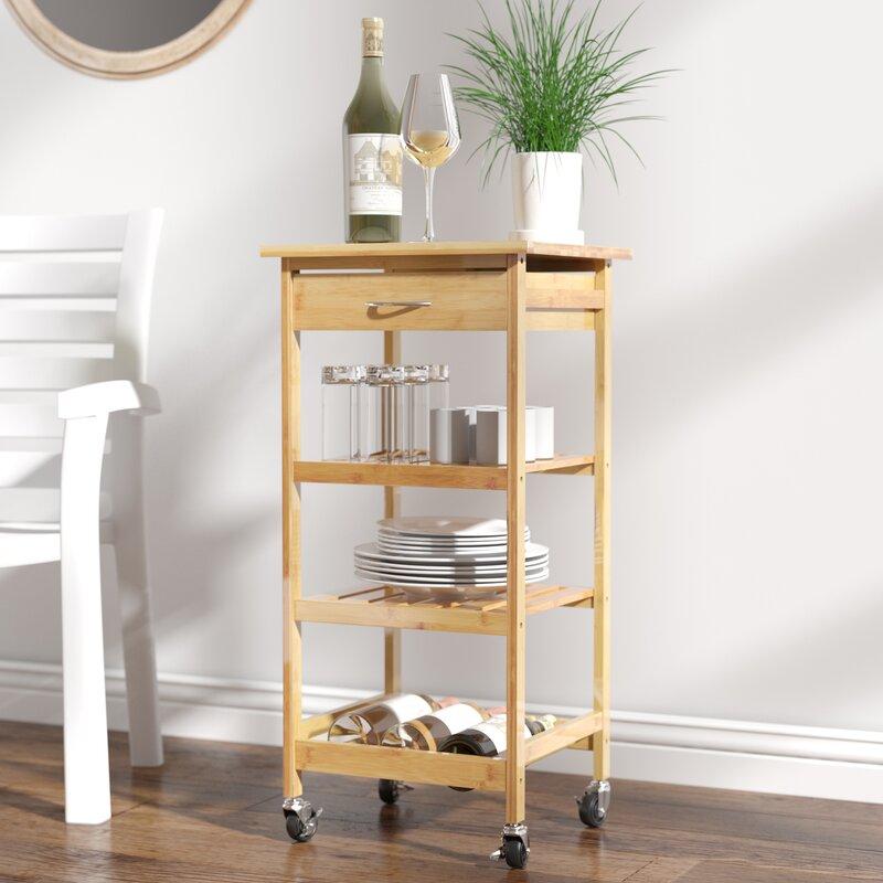 Symple Stuff Kitchen Cart Reviews