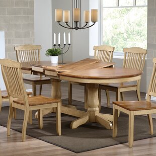 Iconic Furniture Extendable Dining Table