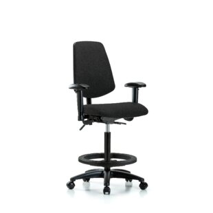 Carli Drafting Chair by Symple Stuff Spacial Price