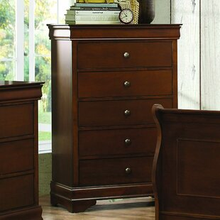 Alivia 5 Drawer Chest