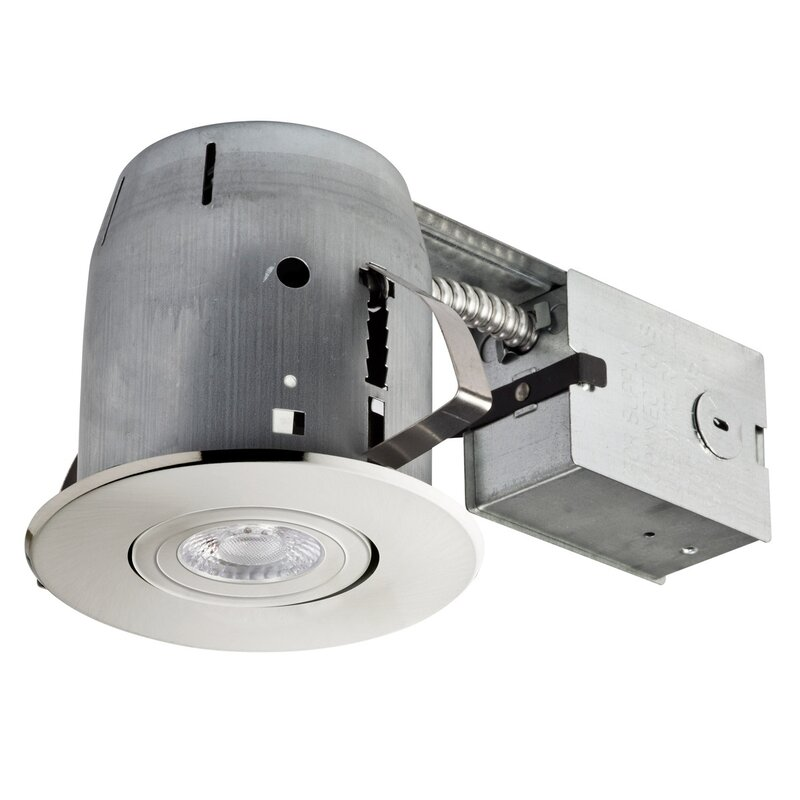4 recessed lighting 3 inch 4 globe electric company
