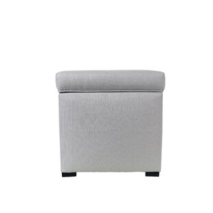 Bobby Jones Storage Ottoman by Charlton Home