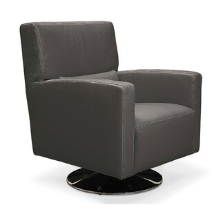 Orren Ellis Roth Swivel Armchair