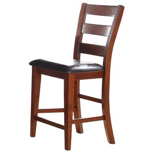 Compare Calanna Ladder Back Dining Chair by Loon Peak Reviews (2019) & Buyer's Guide