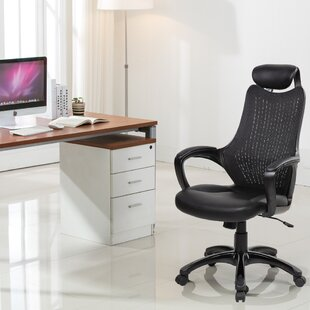 Top Reviews Mikaela Mesh Conference Chair by Symple Stuff Reviews (2019) & Buyer's Guide