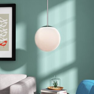 Micah 1-Light Pendant by Langley Street