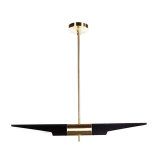 Hagne Ceiling 2-Light Chandelier by Stilnovo